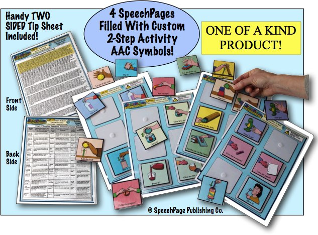Intro to AAC Req Items 4D Fun Outcomes 4F & 2Step 4G SAVE $21.00!